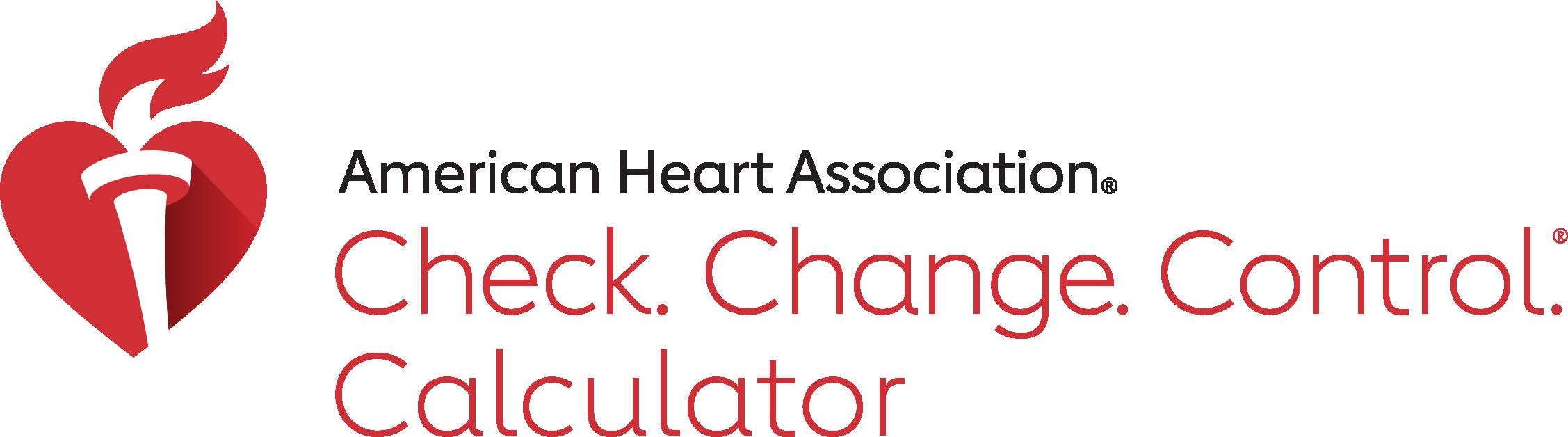 American Heart Association CCCCalculator Logo